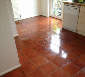 Terracotta Floor Tiles Stone Floor Cleaning Hertfordshire