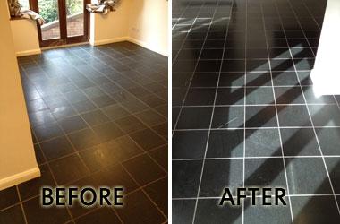 Stone Floor Restoration Hertfordshire